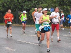 001 Marathon d'Athènes 04-11-2007