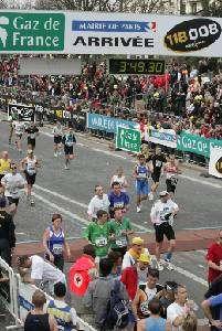 001 Marathon de Paris 09-04-2006