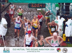 002 Two Ocean Marathon Avril 2004