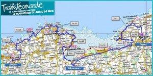 Parcours Marathon du Finistère 26-06-2016
