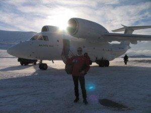 007 Départ Pôle Nord 08-04-2017