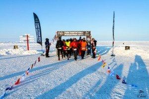 015 Marathon du Pôle Nord 09-04-2017