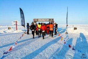 016 Marathon du Pôle Nord 09-04-2017