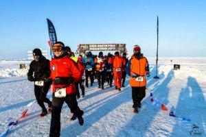 019 Marathon du Pôle Nord 09-04-2017